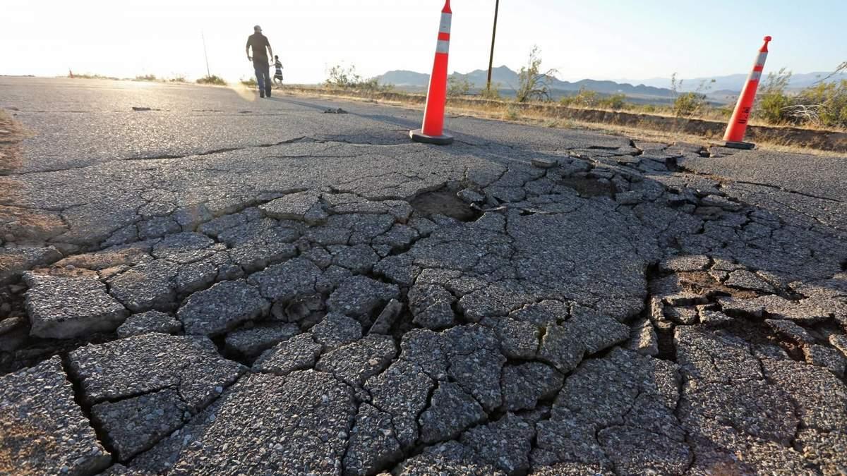 Два землетрясения на Закарпатье 25 июня 2020