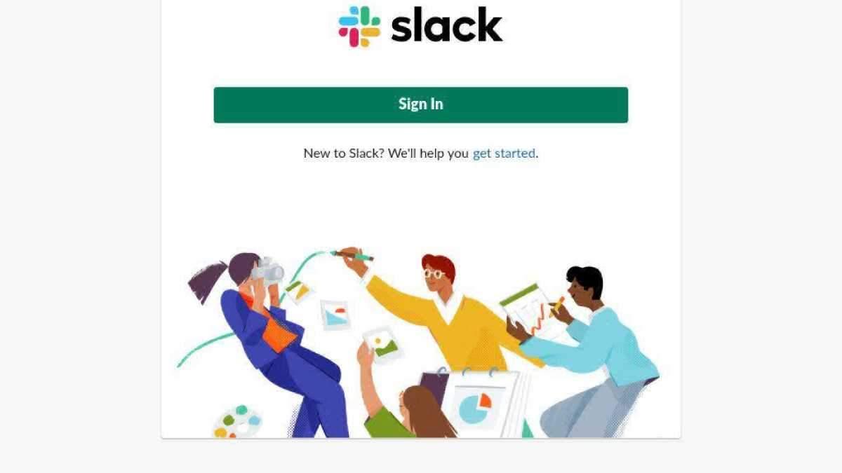 Новая услуга от Slack