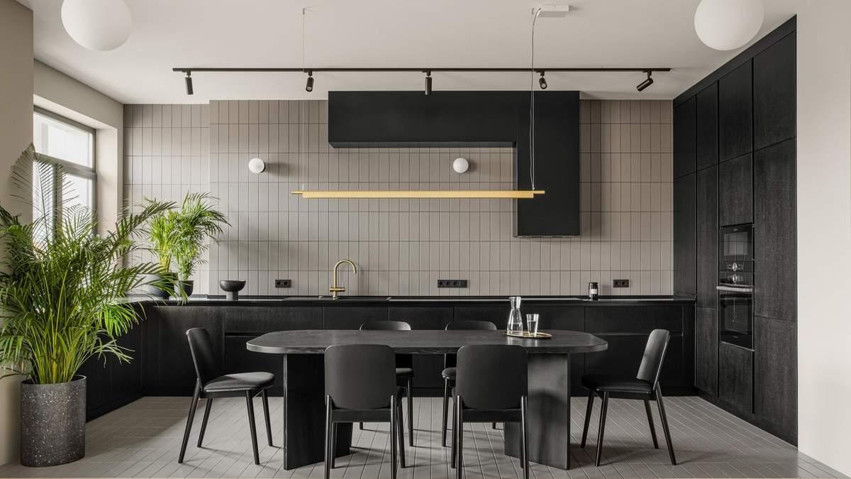 Класичний мінімалізм в інтер'єрі: приклад квартири в Києві – фото
