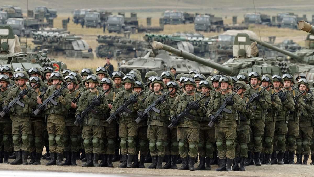 """Росія може піти в наступ під час навчань """"Кавказ - 2020"""""""