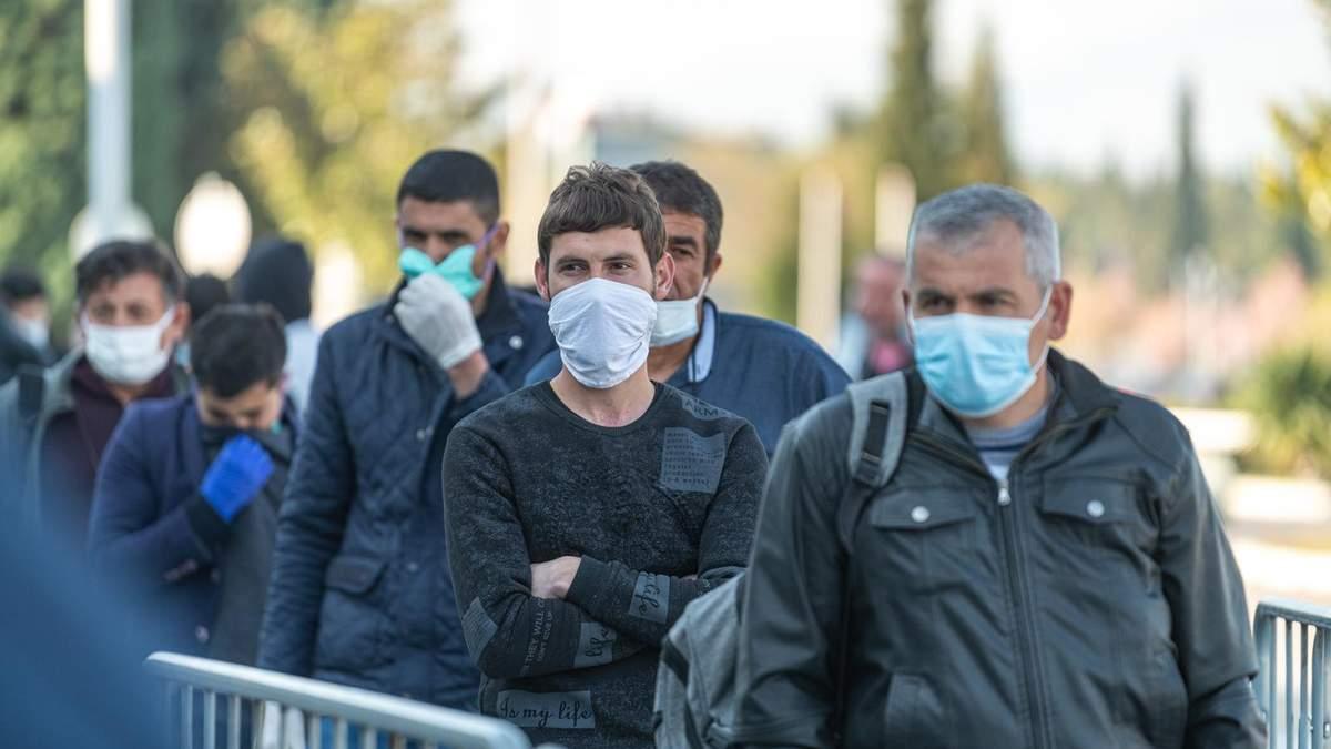 У Чорногорії посилили карантинні обмеження через збільшення хворих на COVID-19