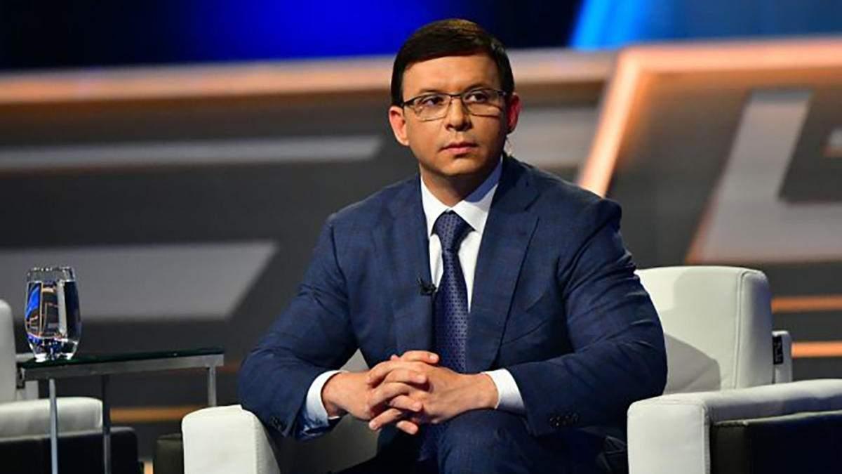 Мураева вызывают на допрос в Государственную фискальную службу