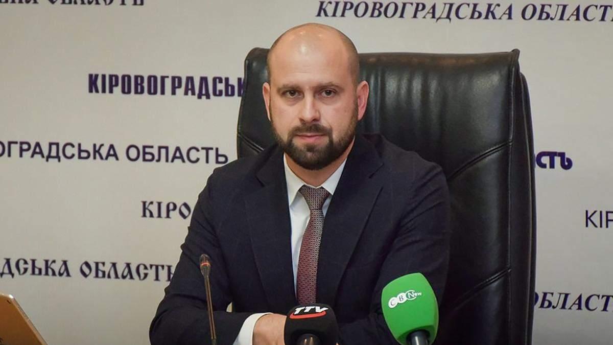 Экс-главе Кировоградской ОГА Балоню избрали меру пресечения: детали