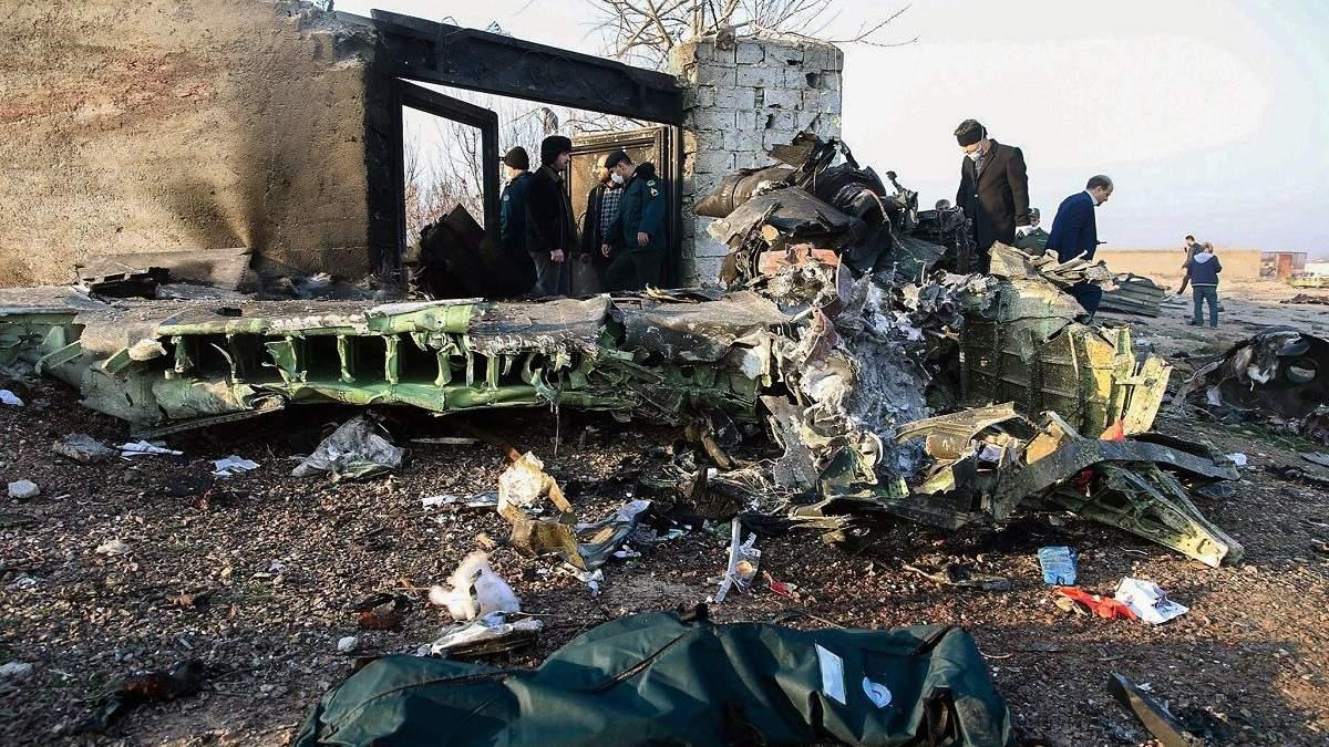 Авиакатастрофа самолета МАУ: Иран передаст черные ящики во Францию