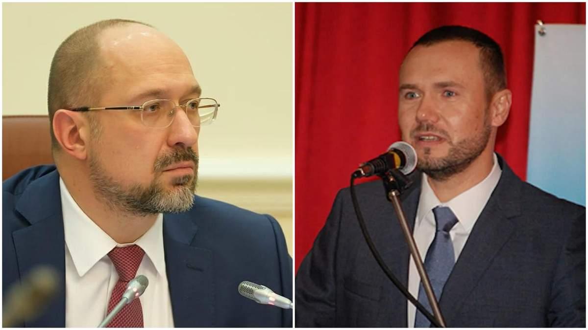 Шмигаль прокоментував призначення Шкарлета керівником Міносвіти