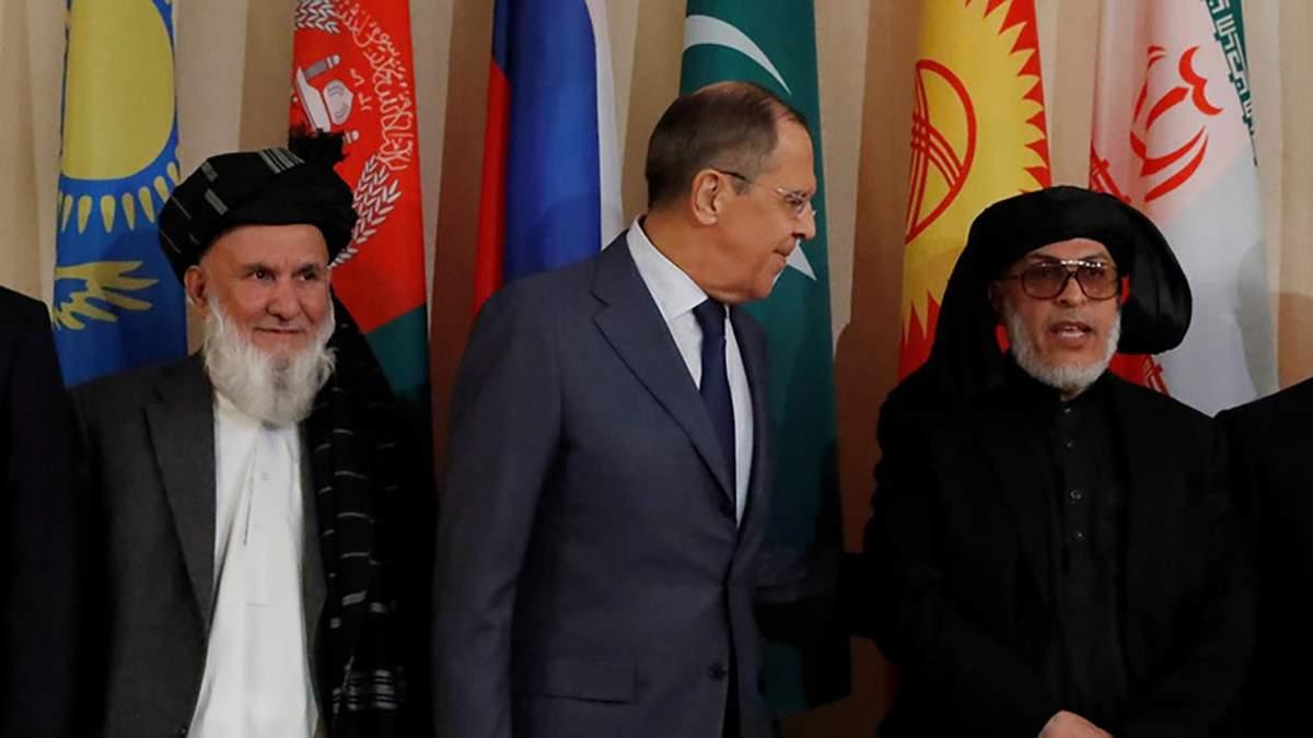 Россия платила Талибану за убийство военных США и Европы