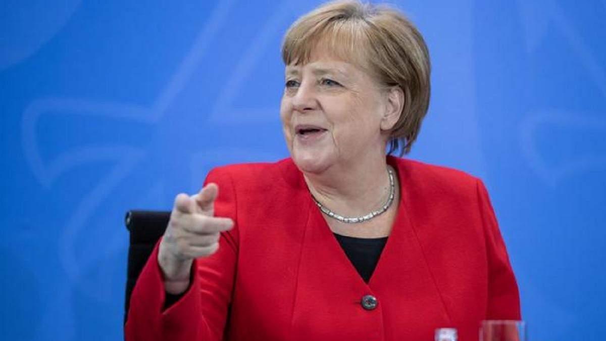 Меркель о стремлении США к лидерству и диалог с РФ
