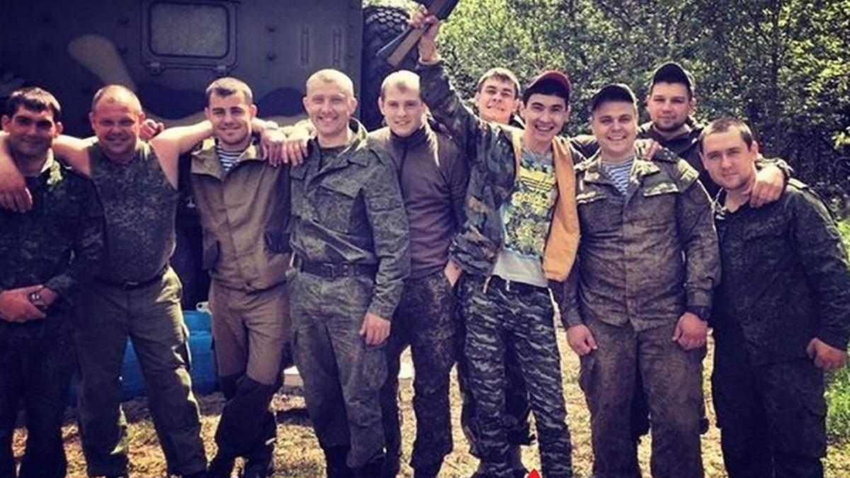 Російська рота безпілотників похизувались кадрами з Донбасу: фотодокази