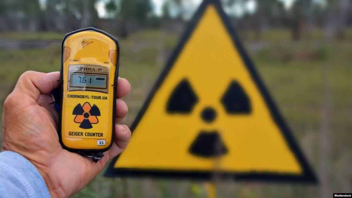 На кордоні з Росією зафіксували підвищений рівень радіації