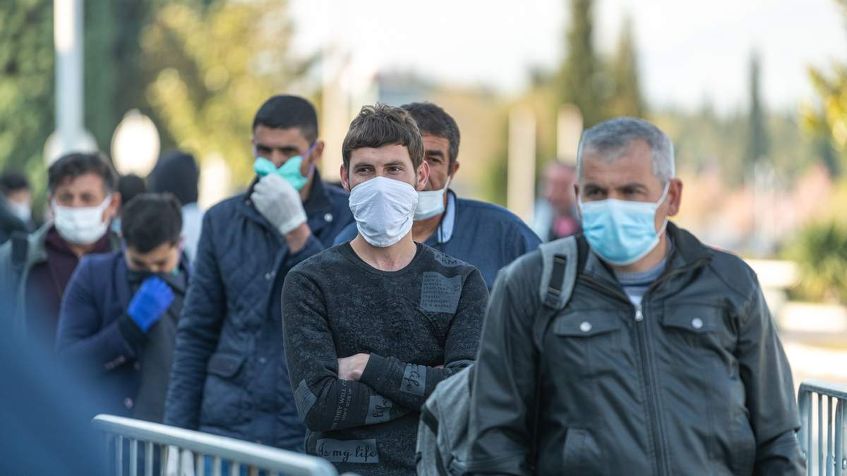 В Украине 917 новых случаев COVID-19 за сутки: количество больных достигло около 43 тысяч