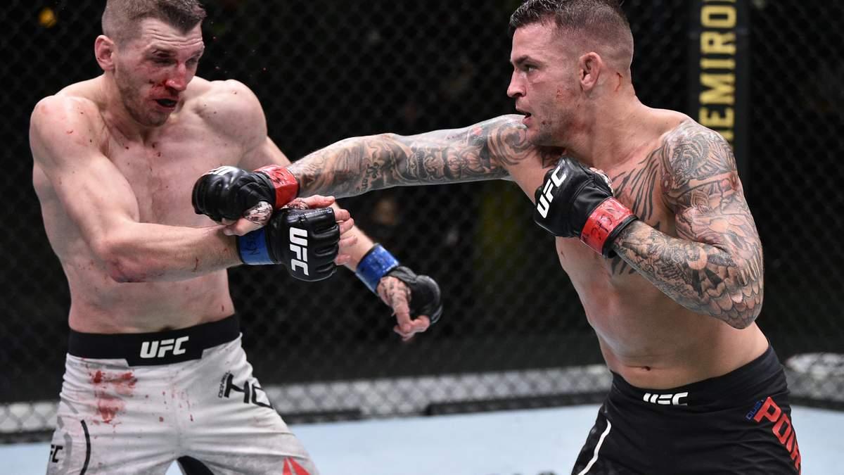 Пуар'є – Хукер: огляд і відео бою UFC on ESPN 12 – 27.06.2020