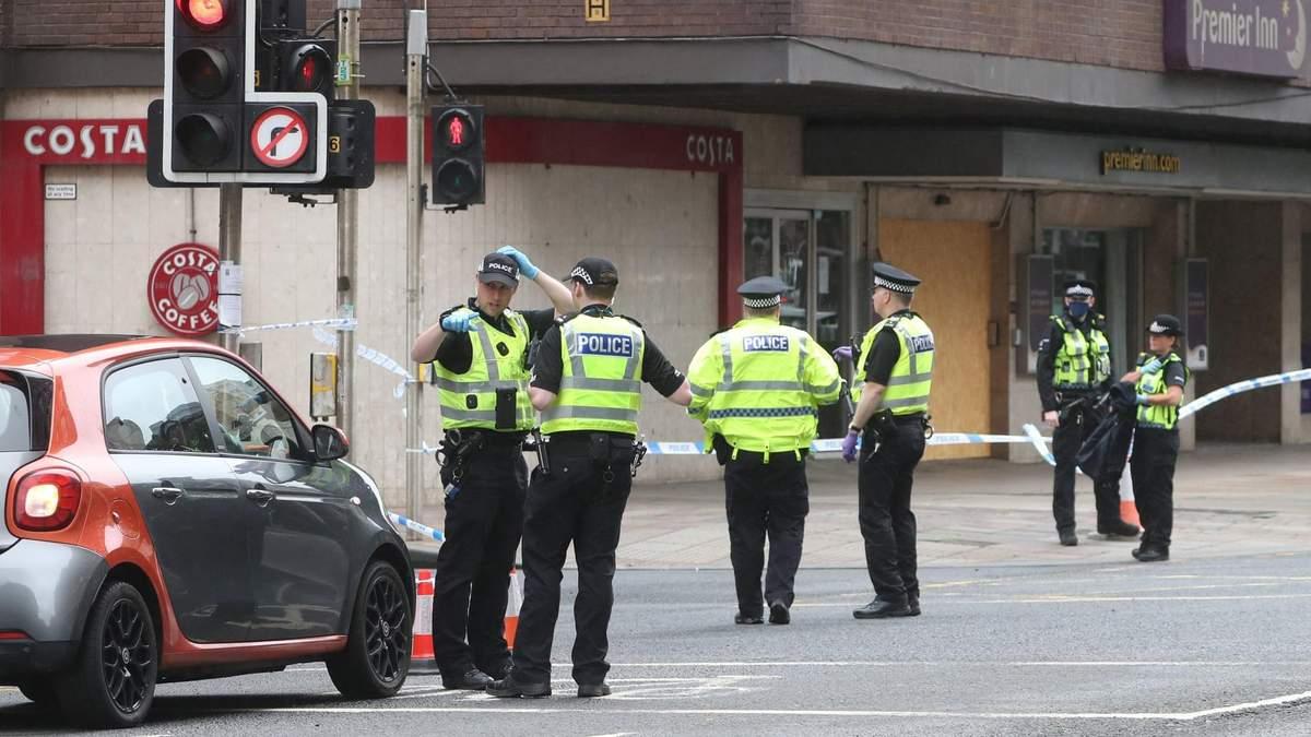 В Глазго произошла новая резня– практически на том же месте, что и предыдущая: детали