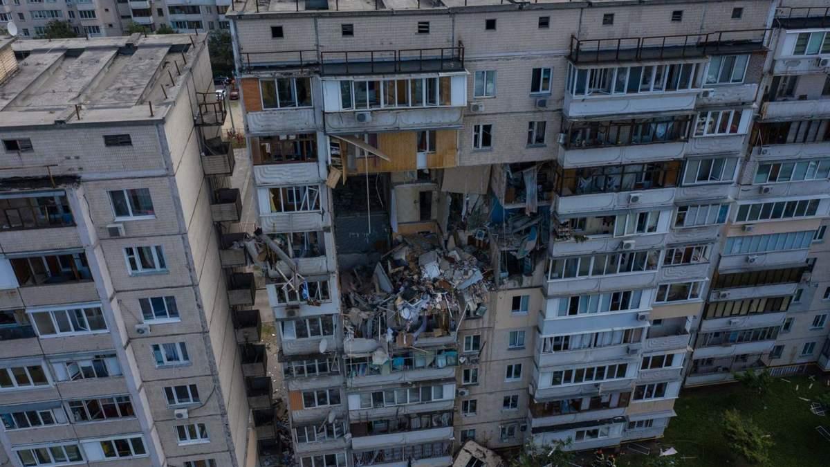 Взрыв на Позняках в Киеве: стало известно, когда завершат экспертизы