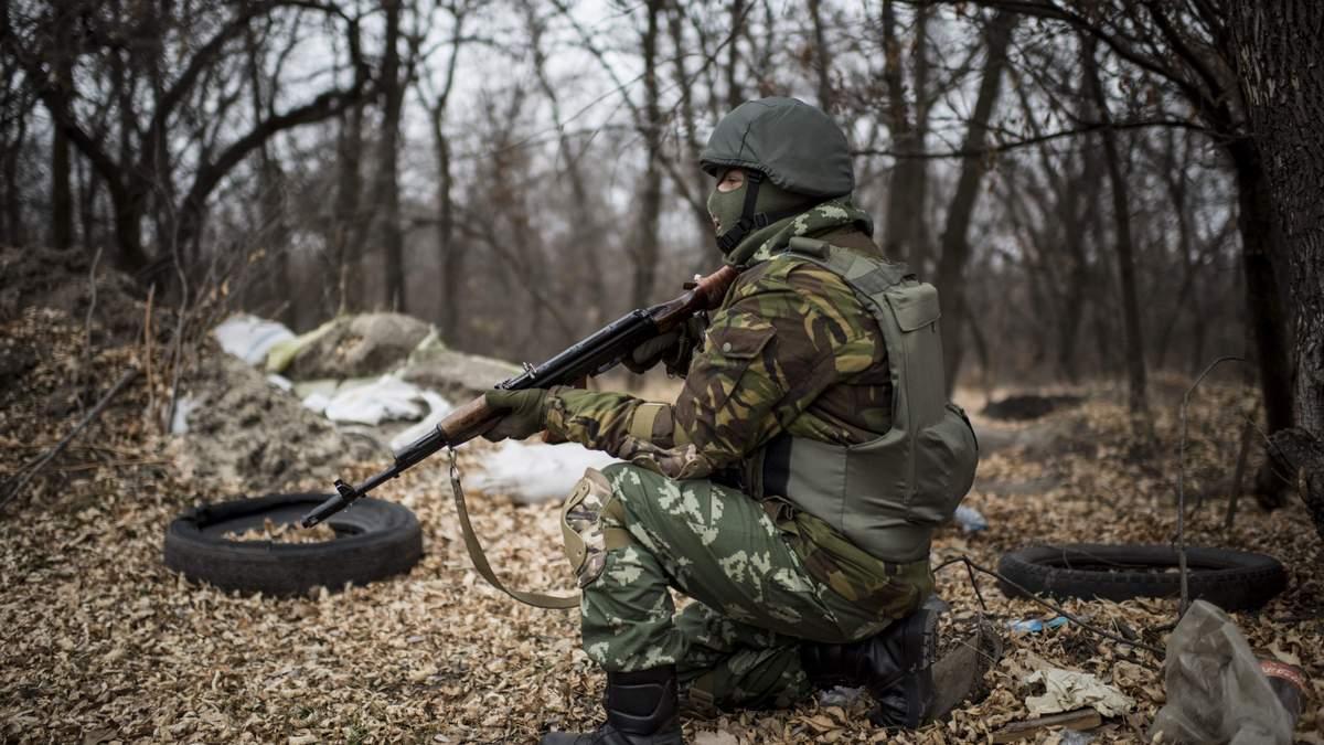За сутки на Донбассе боевики совершили лишь 2 обстрела: потерь и раненых среди бойцов ОС нет