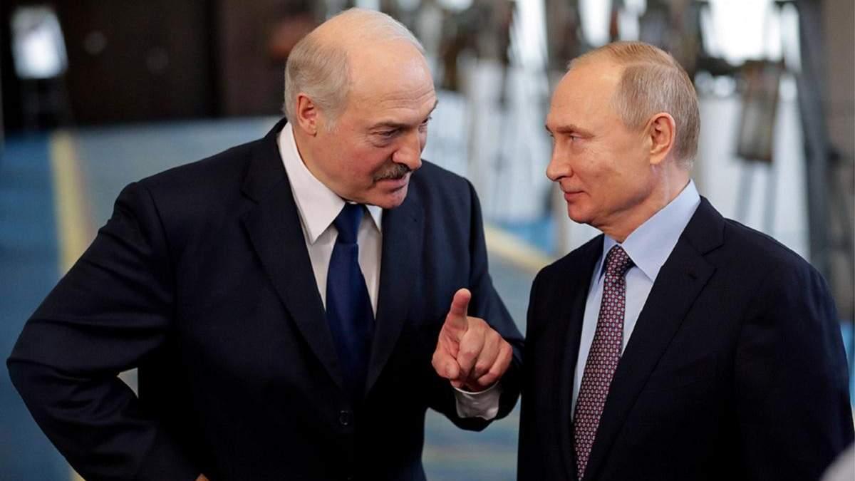 Лукашенко заявив, що Білорусь – останній союзник Росії
