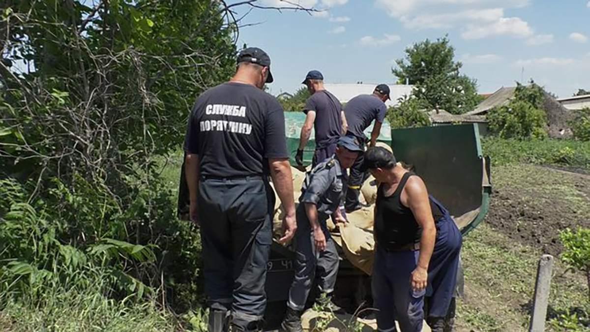 Рівень води в Одеській області піднімається 28-29 червня