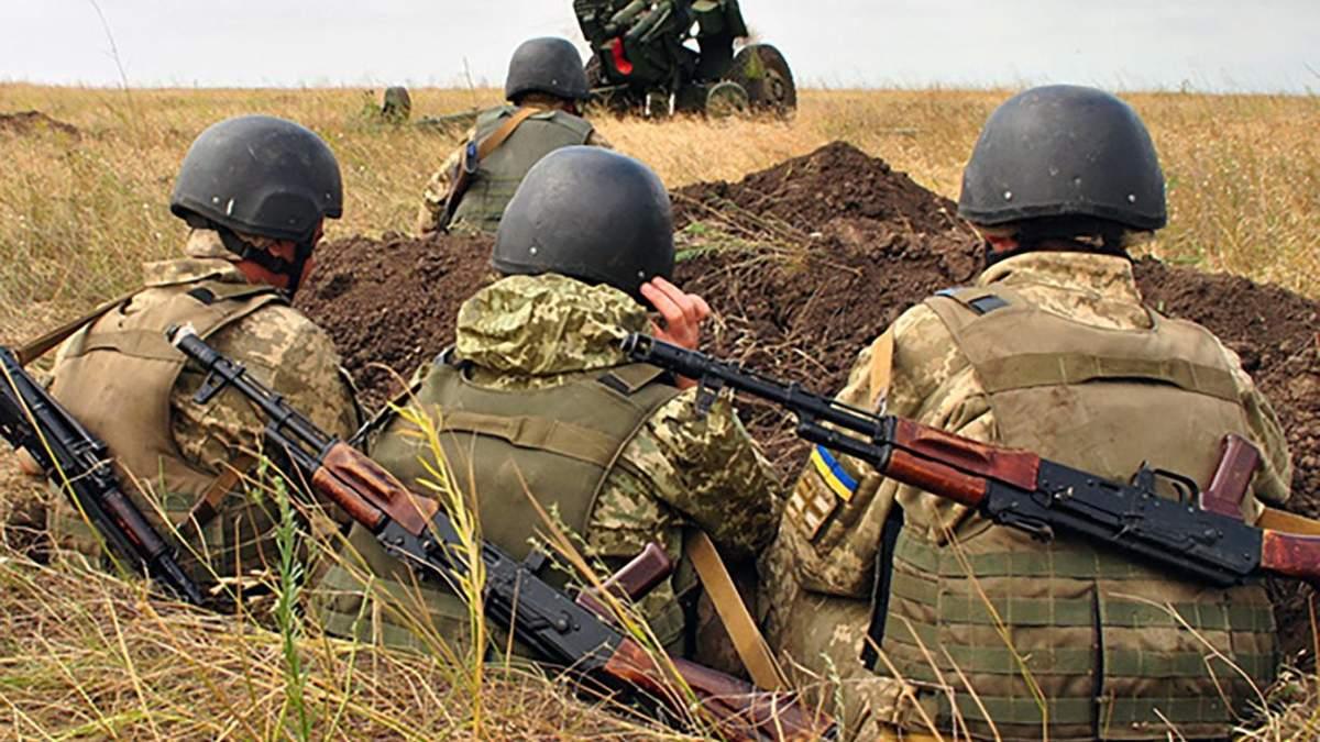 Обстрел Крымского 29 июня 2020: ранены 2 военных ВСУ
