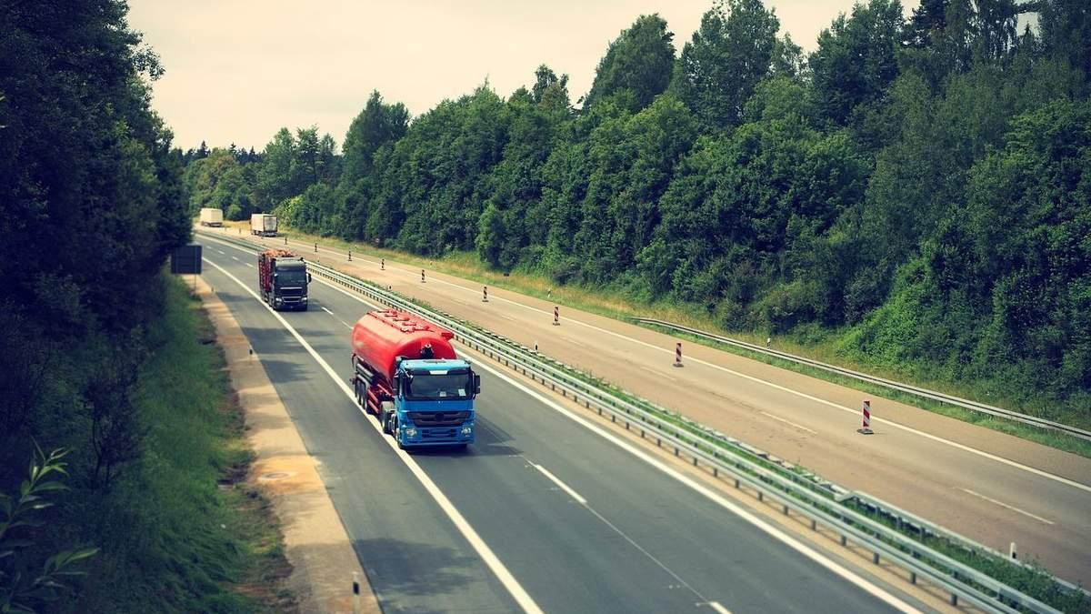 Проверка крупногабаритных грузовиков: нормы, штрафы, процедура