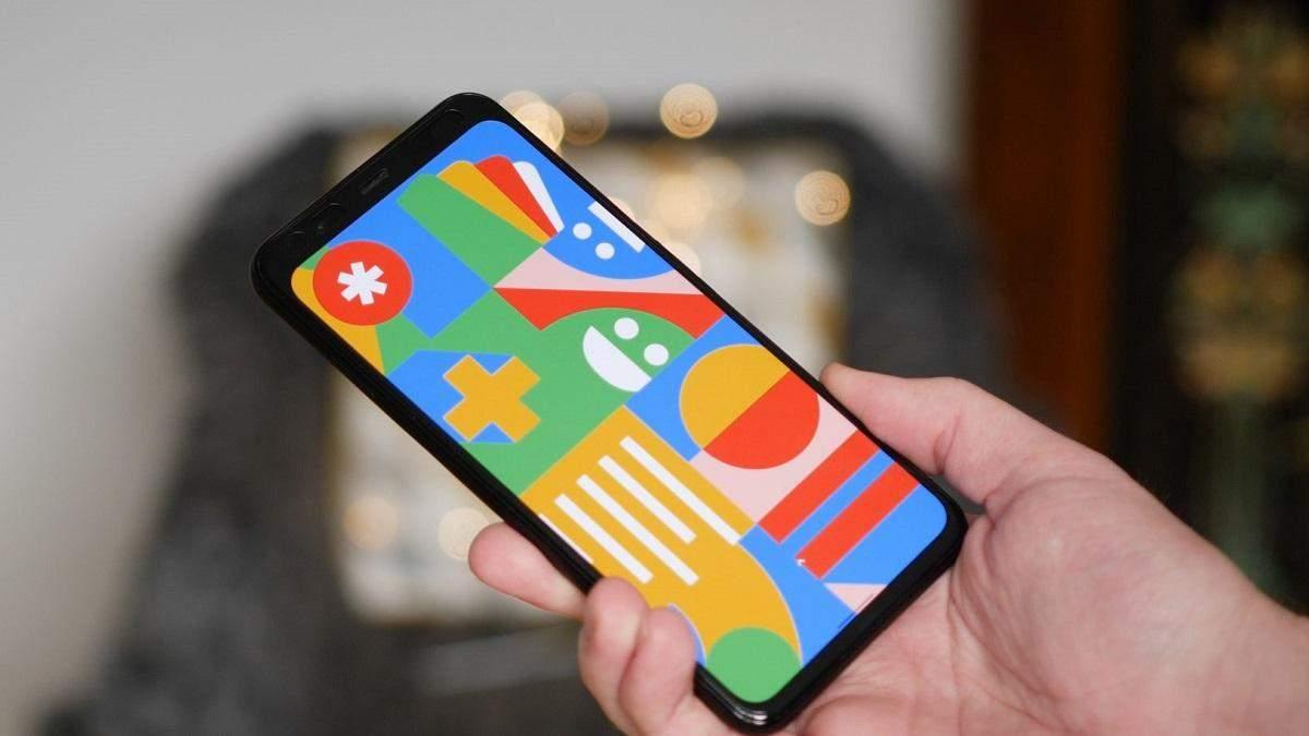 Раскрыто дизайн Google Pixel 5 XL: детали