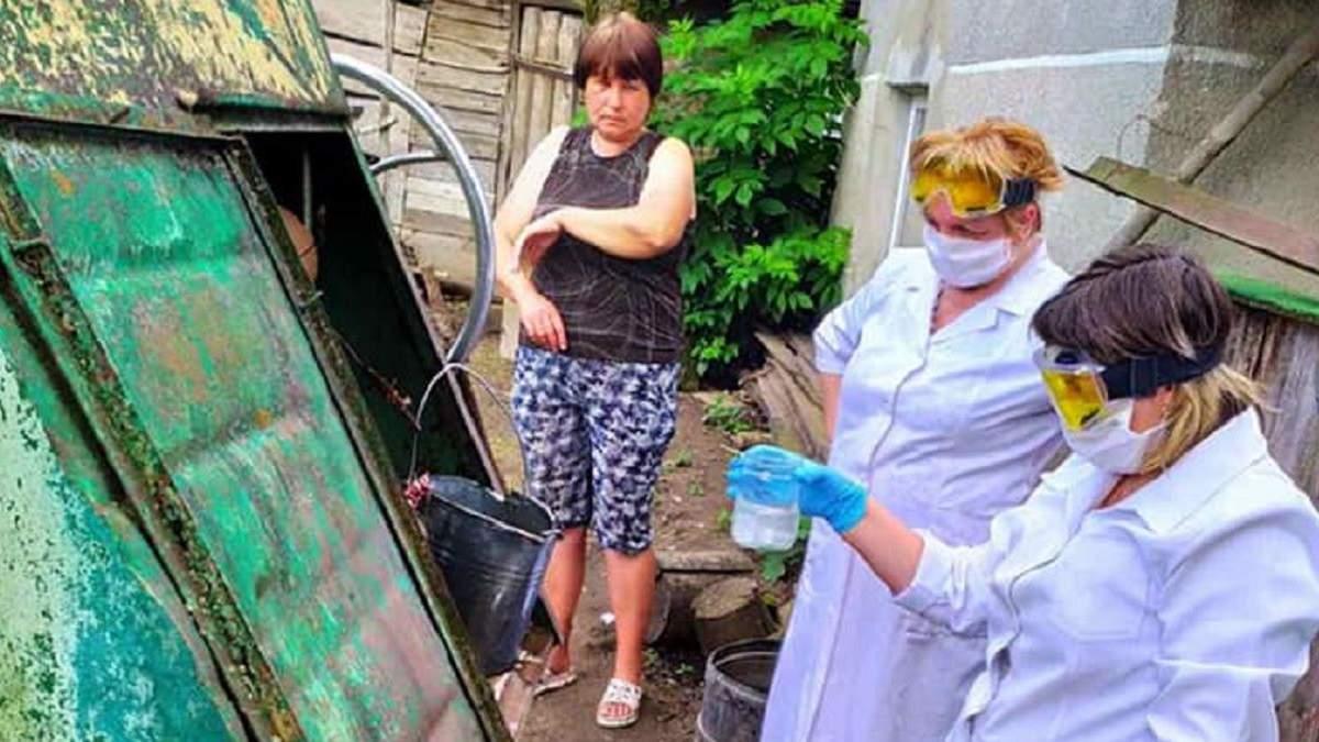 Все у намулі, а питної води немає: наслідки повеней на Західній Україні