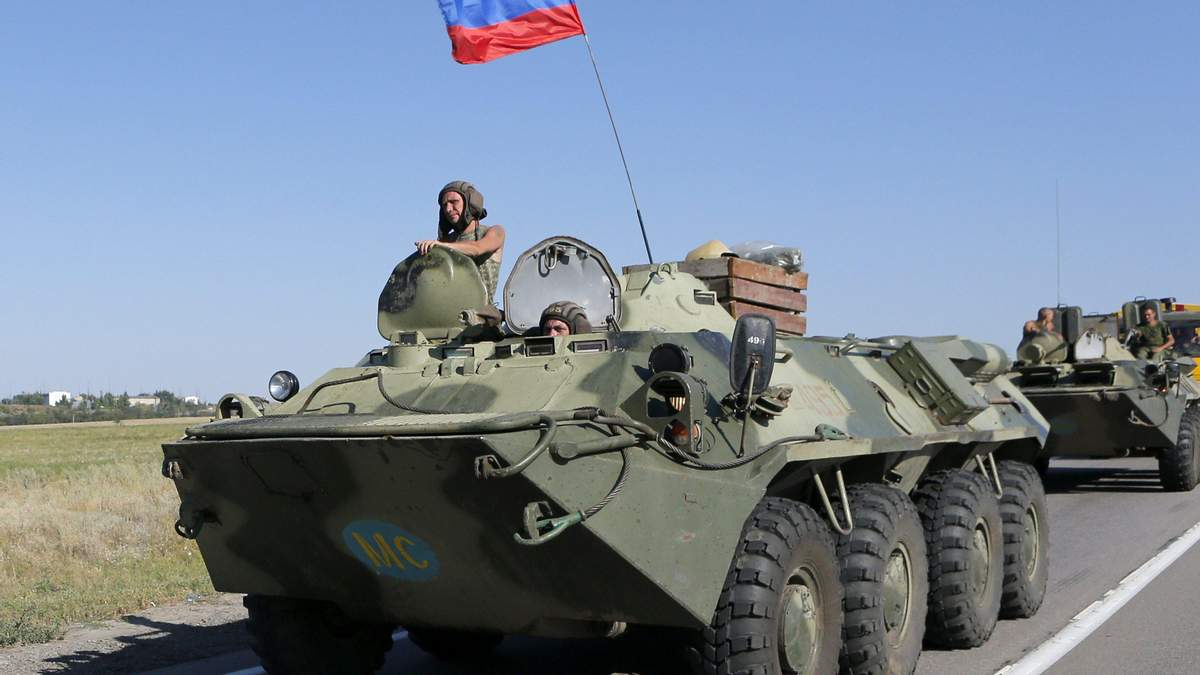 Росія може вдатися до активних бойових дій через воду у Криму, – заступник очільника МЗС