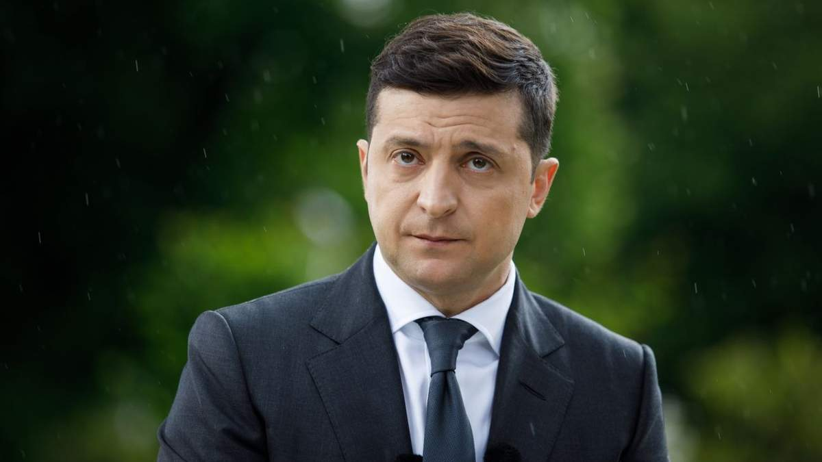Встреча Зеленского и премьера Венгрии