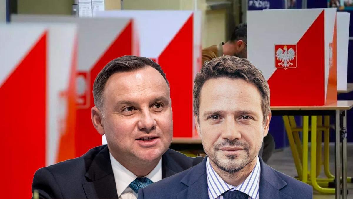 Выборы президента Польши 2020