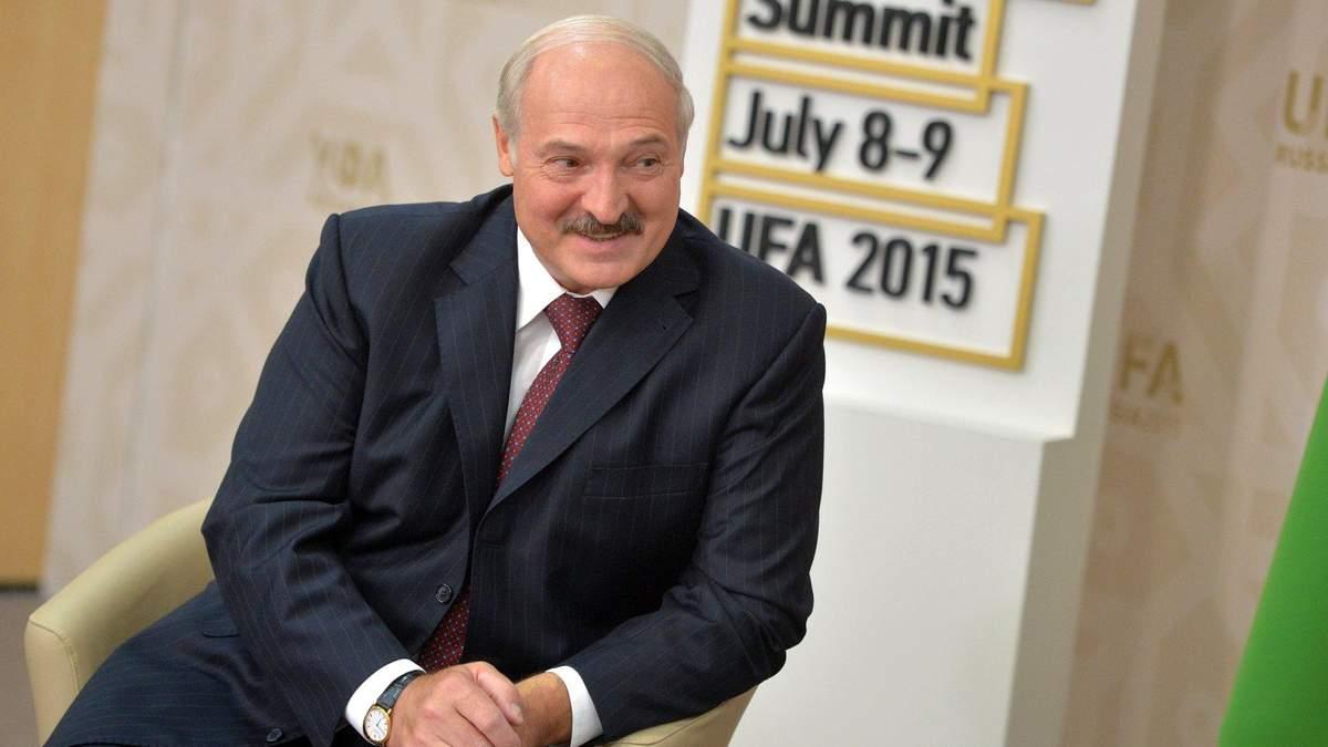 Лукашенко розповів про свої відчуття через COVID-19 в Білорусі