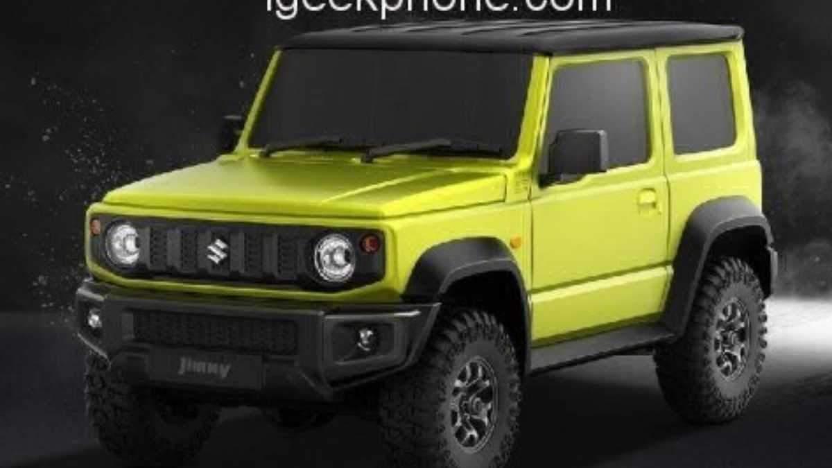 Suzuki Jimny від Xiaomi