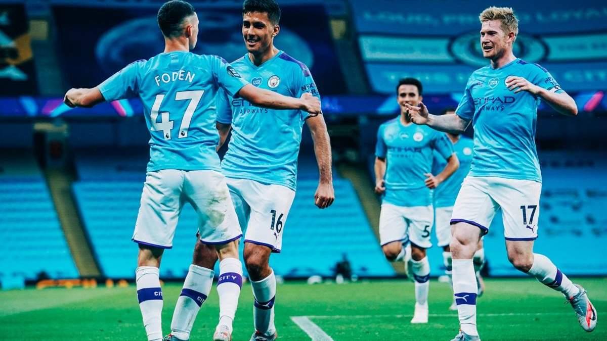 Манчестер Сіті – Ліверпуль: огляд, рахунок матчу 02.07.2020 – АПЛ