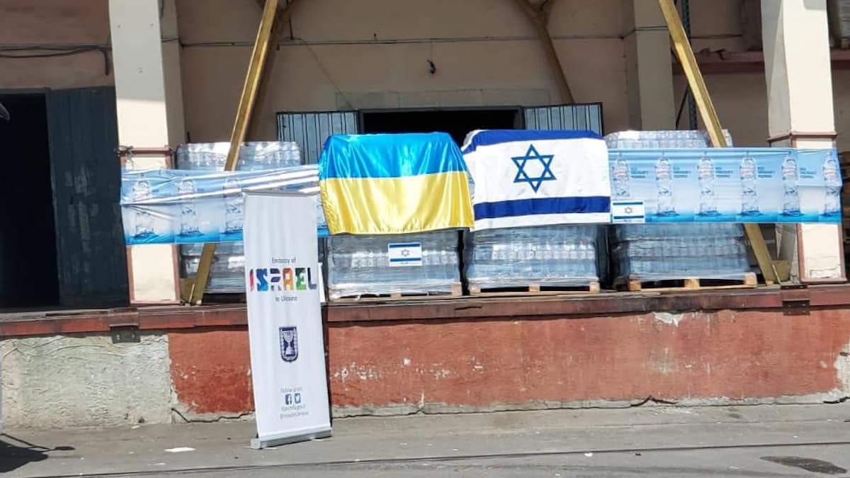 Ізраїль допоможе Україні боротися з наслідками негоди