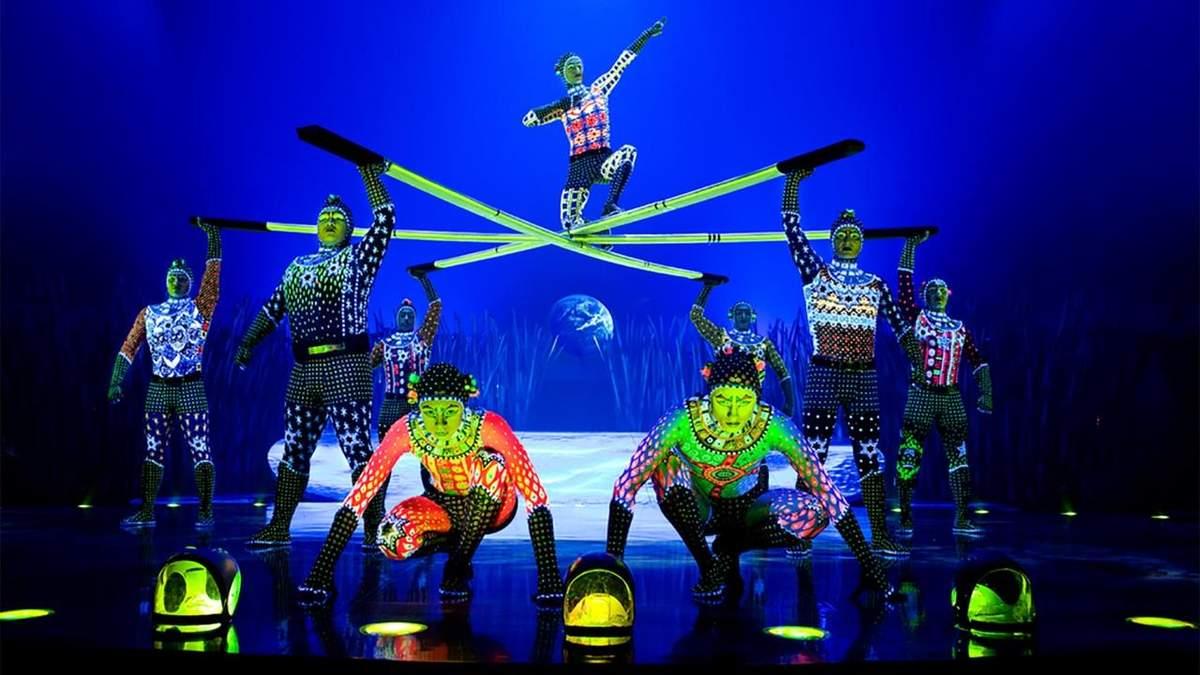 Cirque du Soleil збанкрутував через пандемію COVID-19