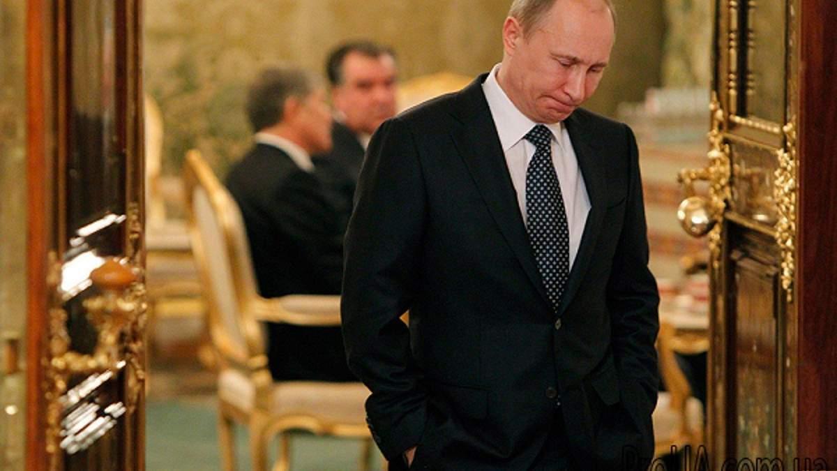 Поправки в Конституцію РФ – навіщо Путіну референдум - Новини Росії