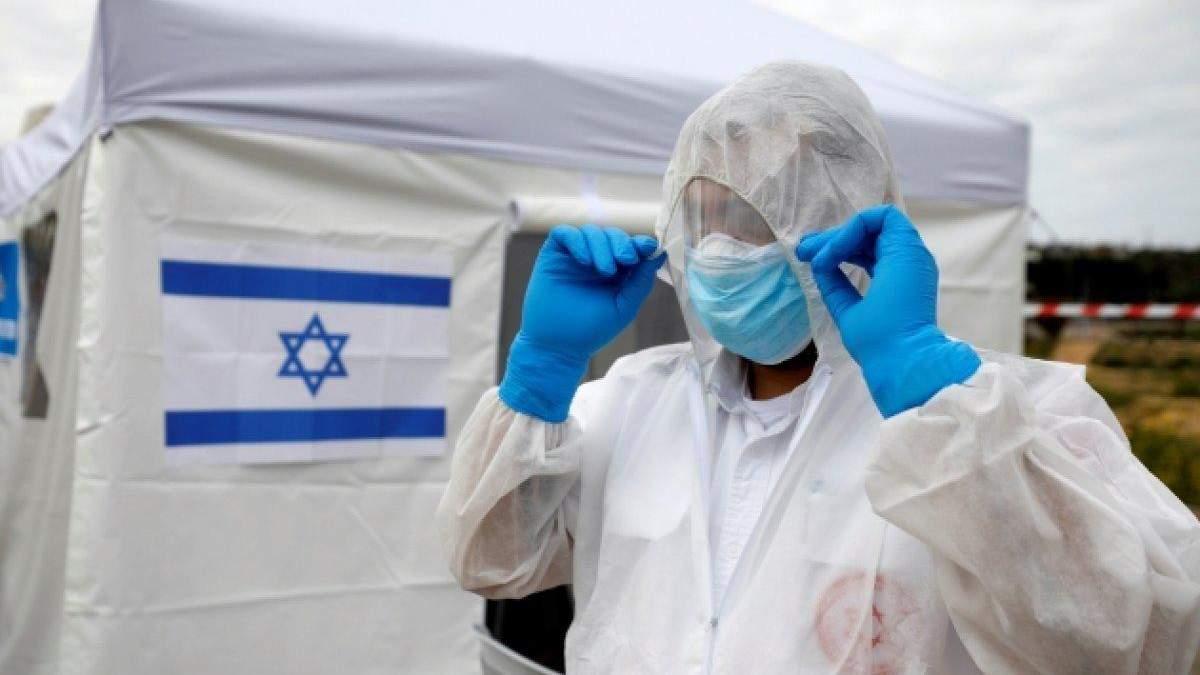В Ізраїлі спалах COVID-19: найбільша кількість хворих з кінця квітня