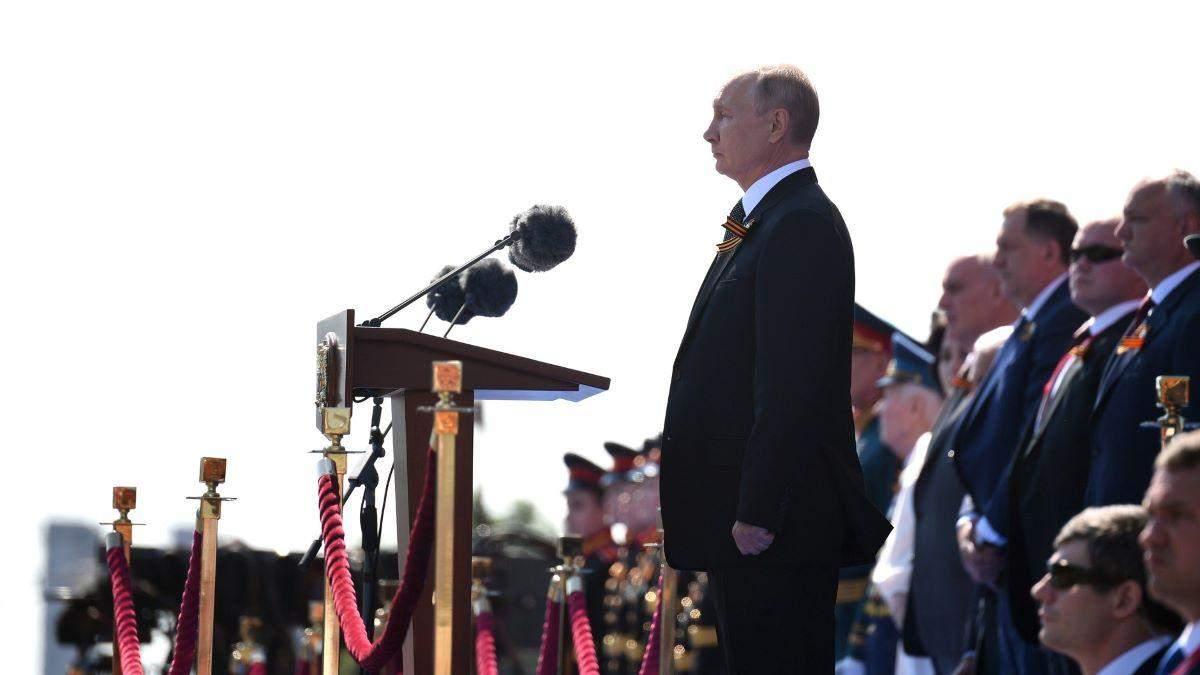 Путин с 2014 готовится к новому нападению?