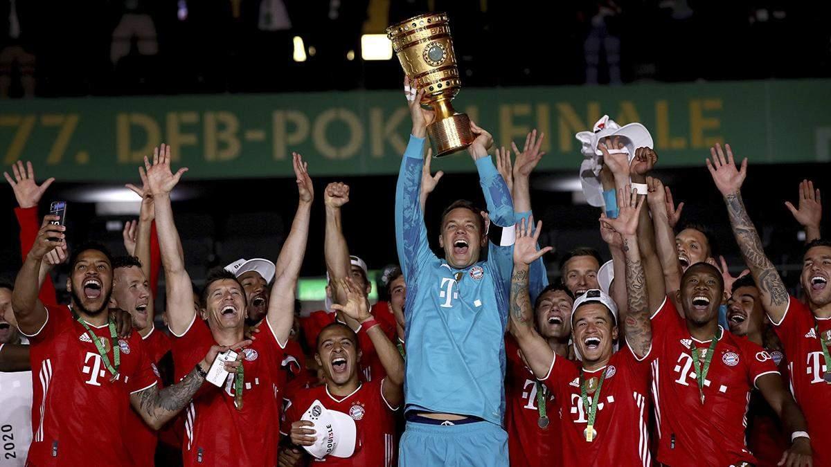 Баєр – Баварія: огляд, рахунок матчу 05.07.2020