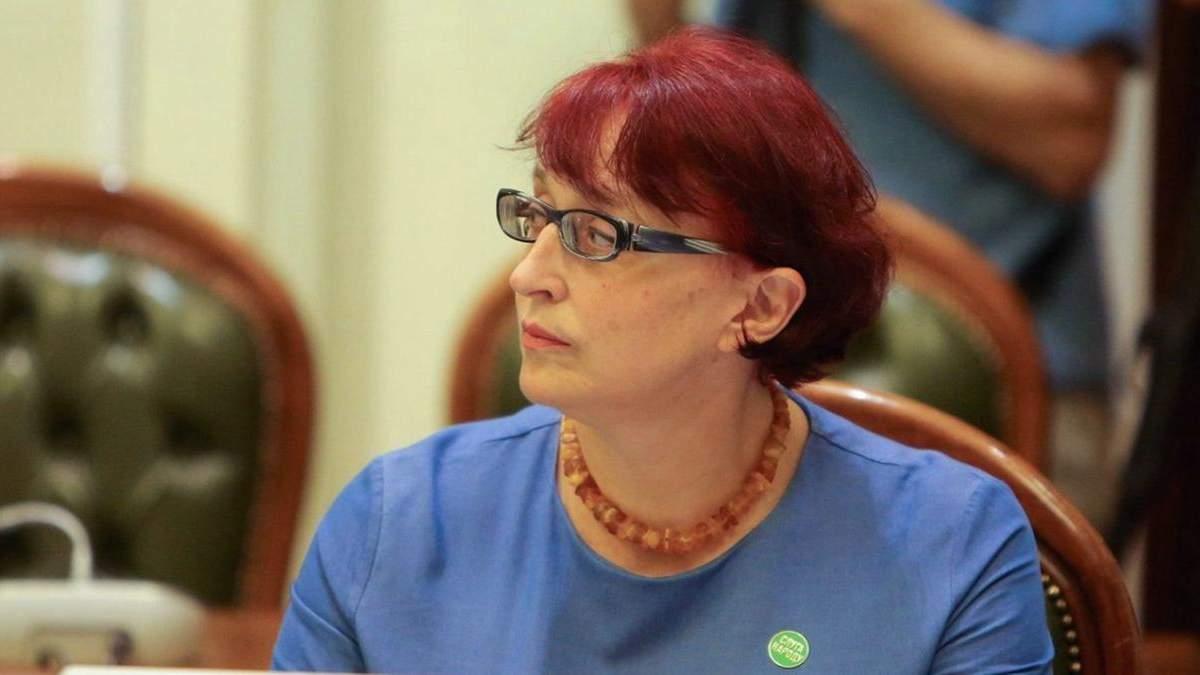 Скандальное из-за заявление о детях низкого качества - Третьякова открещивается