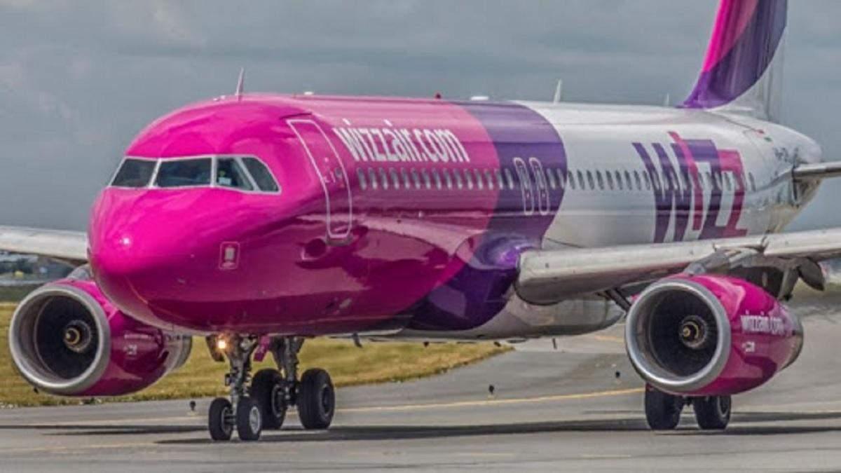 Wizz Air запускает рейсы из Львова и Киева в Чехию 1 сентября 2020