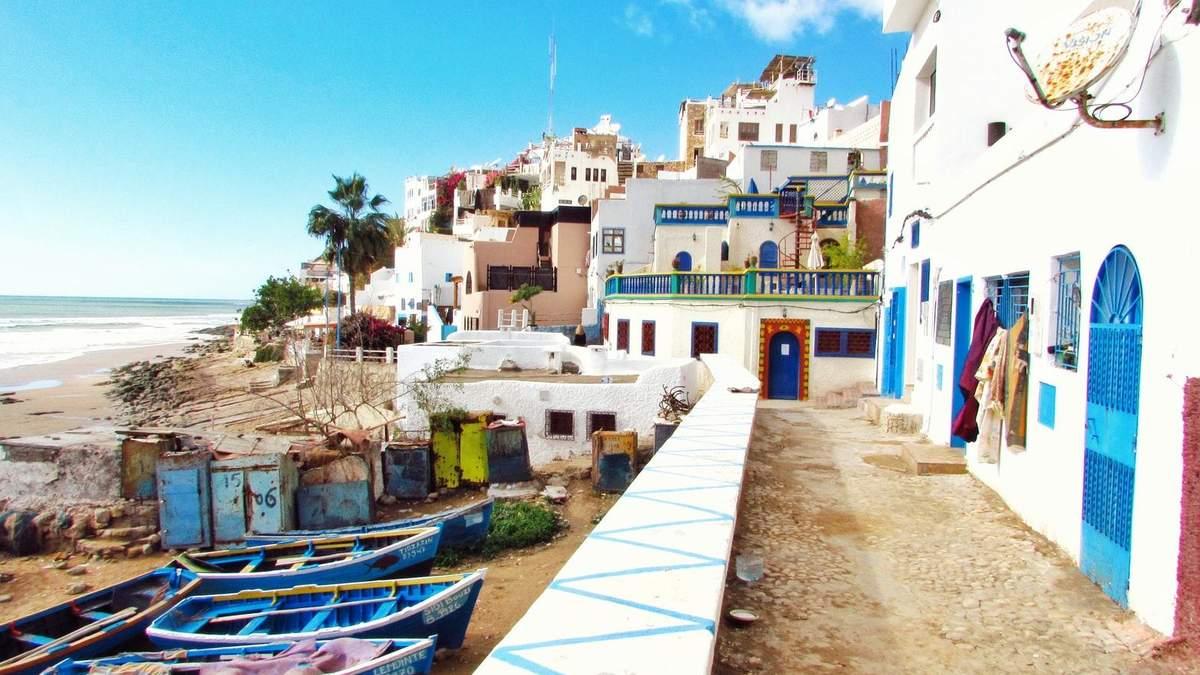 Архитектура Марокко имеет свой неповторимый стиль