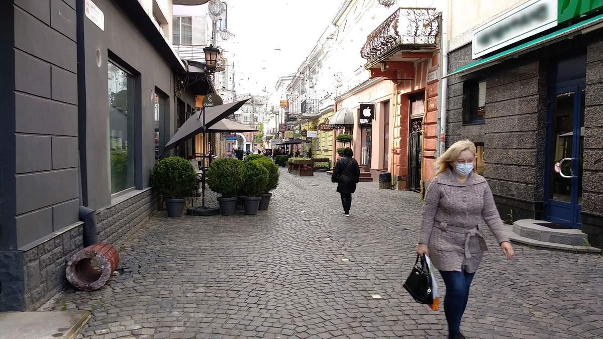 Новые карантинные ограничения в Тернополе: что известно