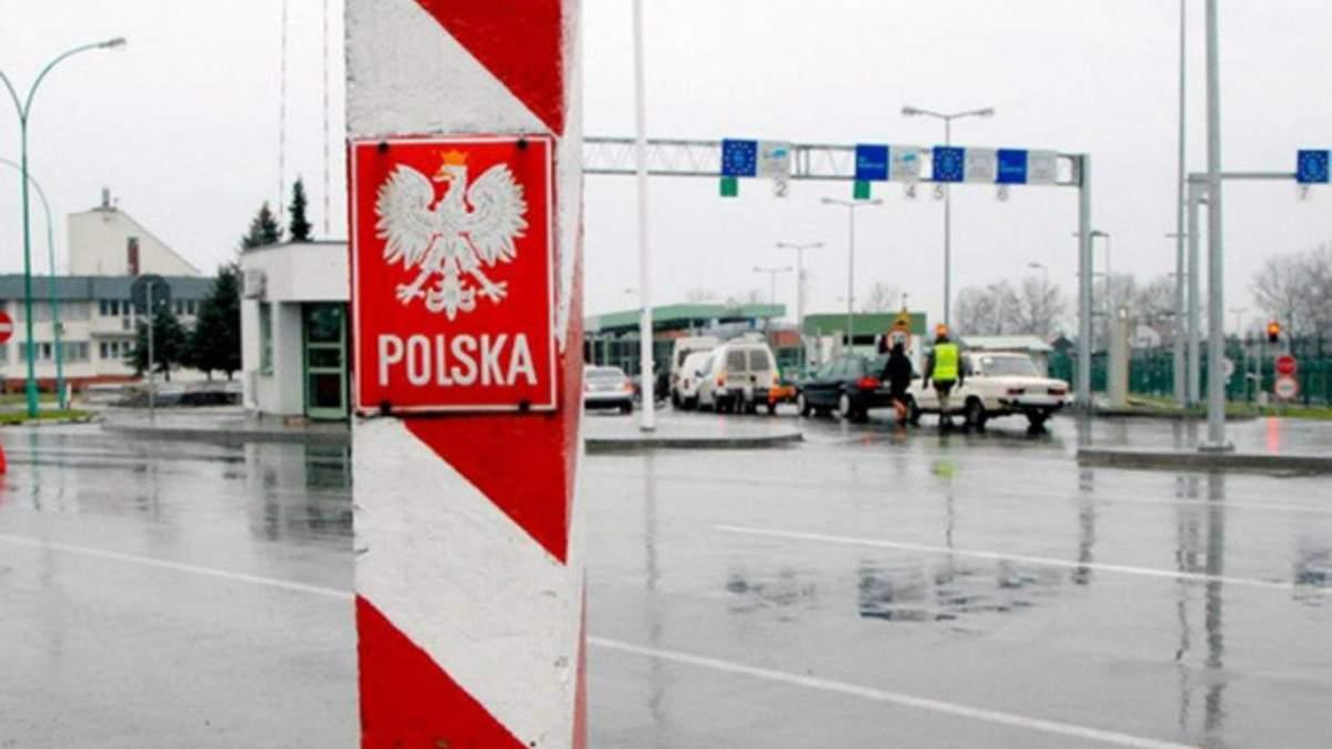 Украинцы едут на работу в Польшу