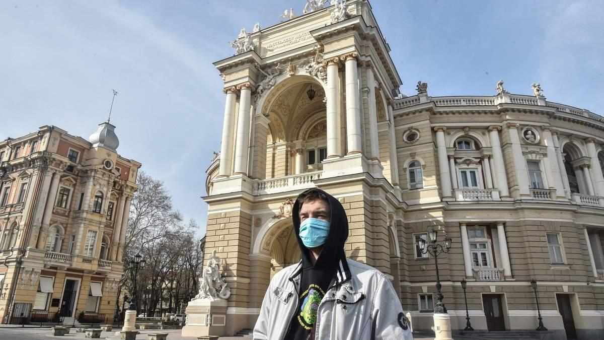 В Україні можуть заборонити курорти через COVID-19