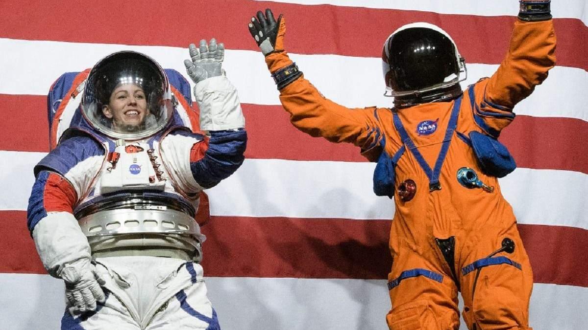 Нові скафандри NASA розробляються із застосуванням ШІ