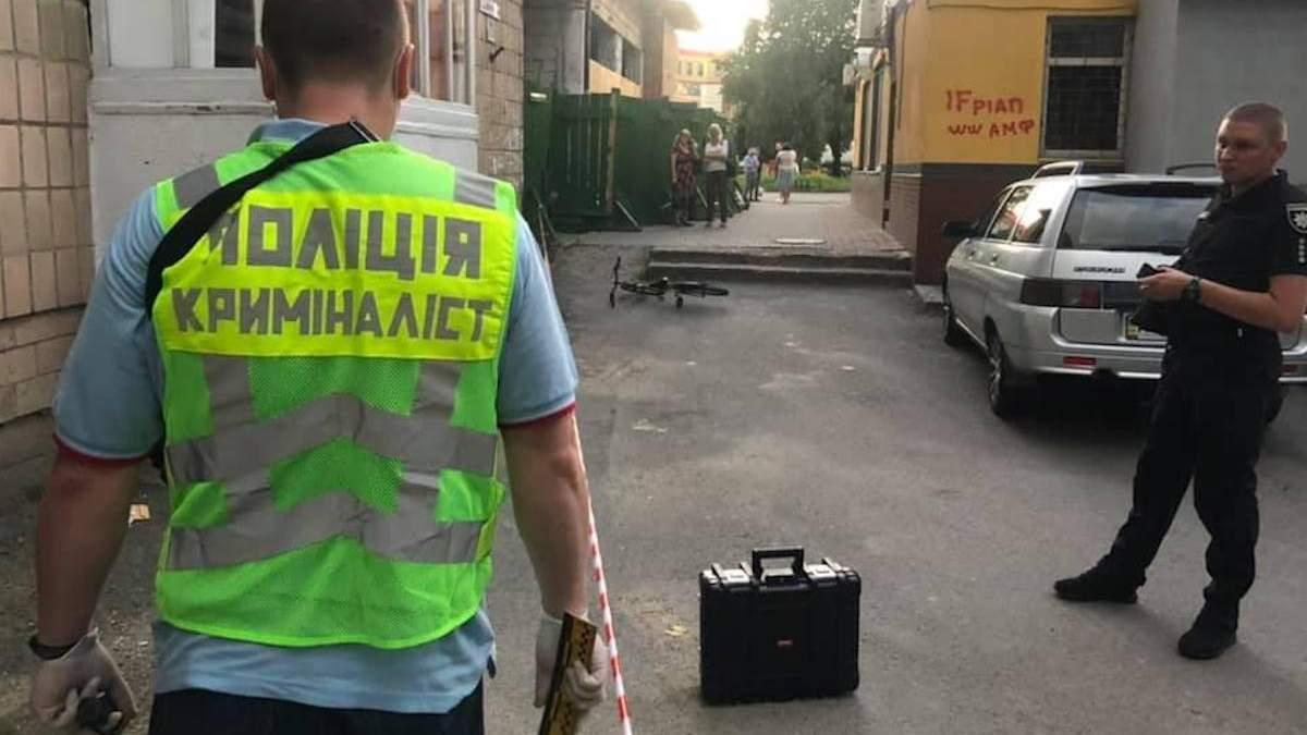 Стрельба в Ивано-Франковске случилась 30 июня