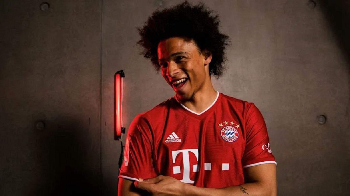 Лерой Сане стане футболістом Баварії у сезоні 2020/2021