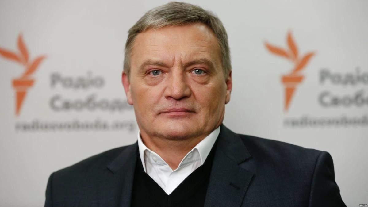 Юрій Гримчак буде судитися з Україною у Європейському суді