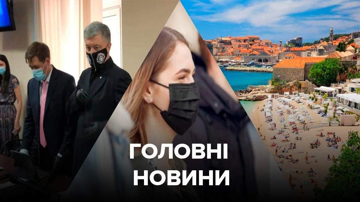 Новини України – 1 липня 2020 новини Україна, світ