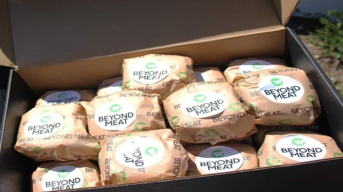 Компанія Beyond Meat вийшла на ринок Китаю – що відомо