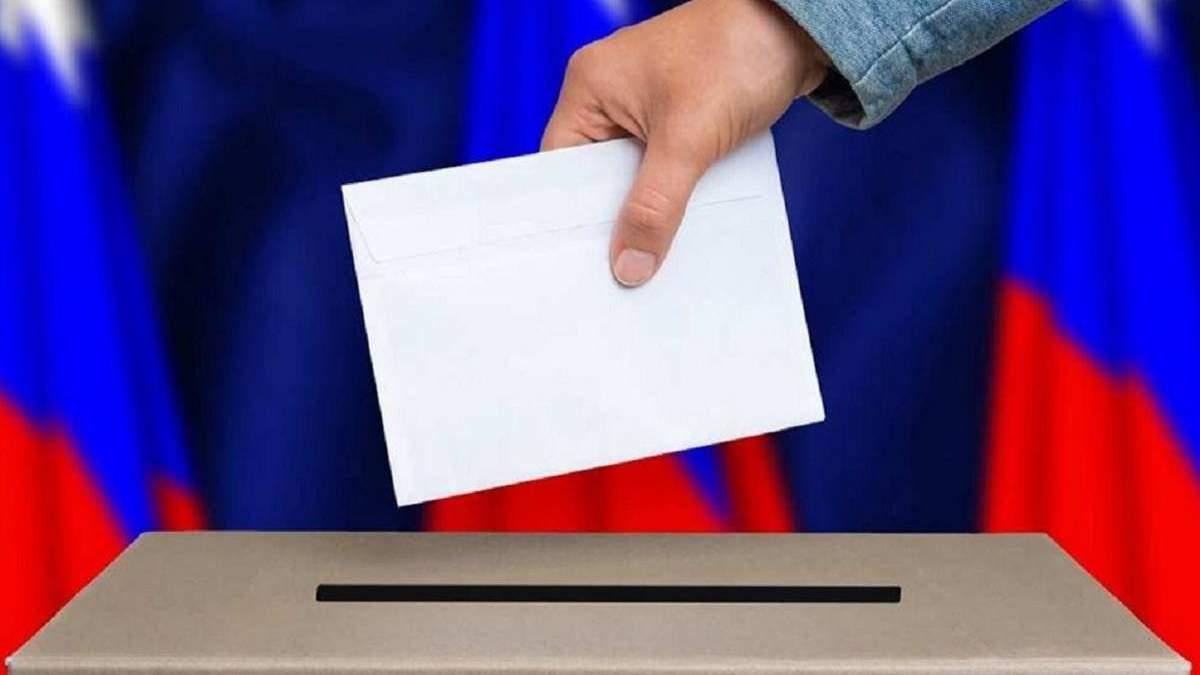 Поправки в конституцію РФ 2020: результати, дані ЦВК