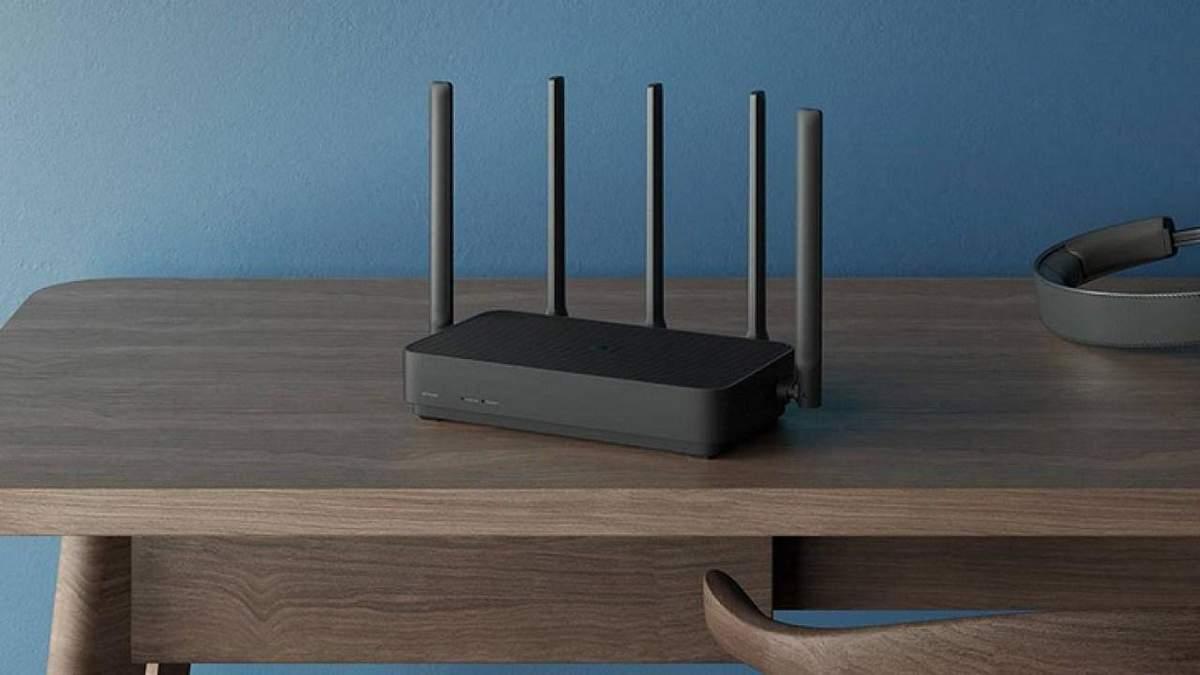 Новий роутер Mi Router 4 Pro